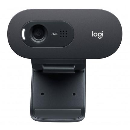 Logitech LOGI C505e HD Webcam BLK WW  C505e HD Webcam BLK WW