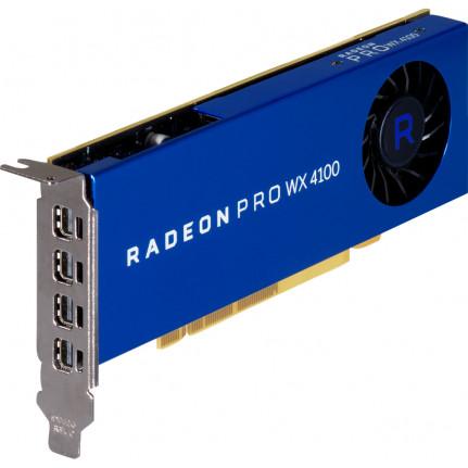 HP HP Radeon Pro WX 4100 4GB Graphics HP Radeon Pro WX 4100 4GB Graphics
