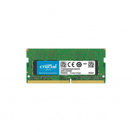 CRUCIAL SO-DIMM DDR4 16 Go 2400 MHz CL17 DR X8