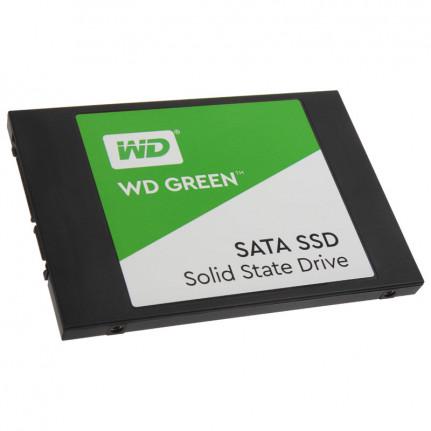 WESTERN DIGITAL Vert SSD de 2 5 pouces  SATA 6G - 240GB