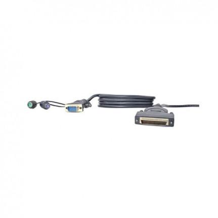 BELKIN Câble KVM OmniView Double-Port VGA & PS/2