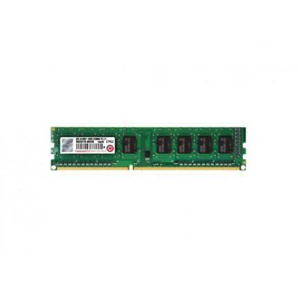 TRANSCEND DDR3 2Go DIMM 240b 1600 MHz  DDR3 2 Go DIMM 240 broches 1600 MHz / PC312800 CL11 1.5 V memoire sans tampon NON ECC