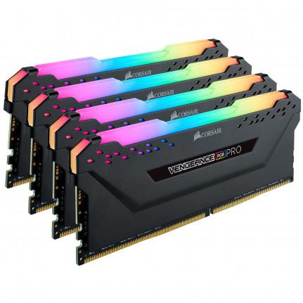 CORSAIR Vengeance RGB PRO Series 128 Go (4x 32 Go) DDR4 3000 MHz CL16