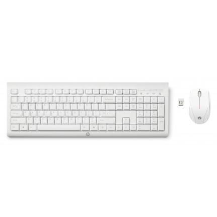HP C2710 COMBO KEYBOARD Blanc
