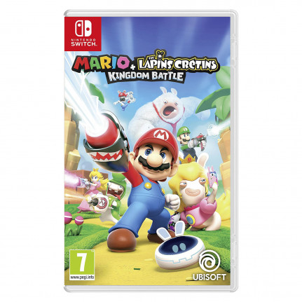 Ubisoft Mario + The Lapins Crétins : Kingdom Battle (Switch)