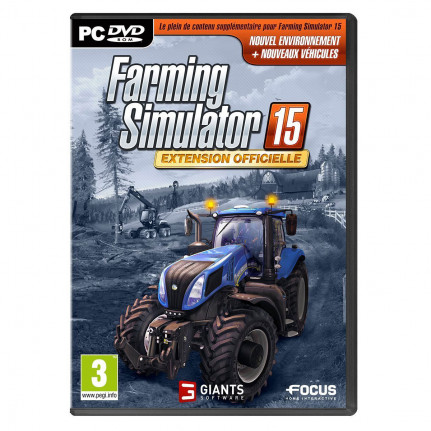 Focus Home Interactive Farming Simulator 15 - Extension Officielle 1 (PC)