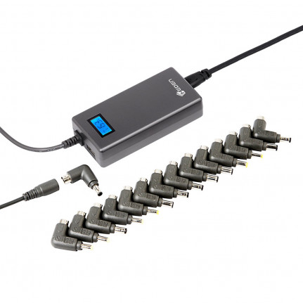 Max In Power Chargeur automatique universel et multifonctions (90W)