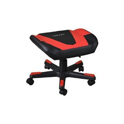 Awesome Gaming Chair Repose Pied Dxracer Fx0 Noir Rouge Lamtechconsult Wood Chair Design Ideas Lamtechconsultcom