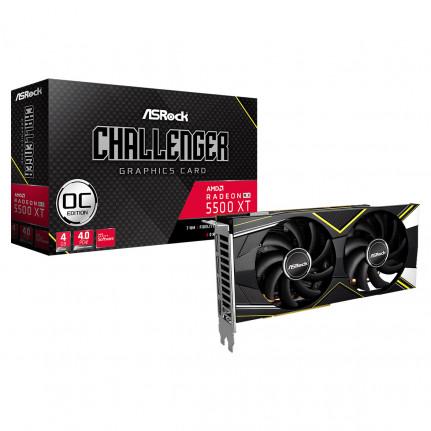 ASROCK Radeon RX 5500 XT Challenger D 4G OC