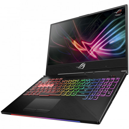 ASUS GL504GM 15.6 Intel Core i7 8750H nVIDIA GeForce GTX1060(6Go) Intel Core i7  -  15.6""