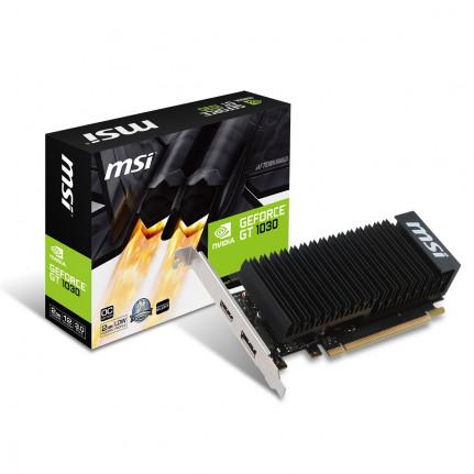 MSI GeForce GT 1030 2GHD4 LP OC