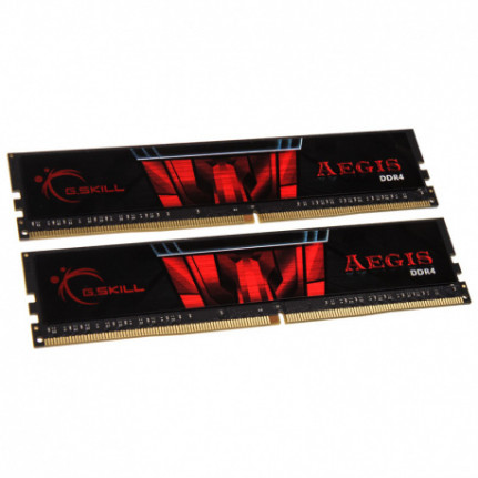 GSKILL Aegis 16 Go (2 x 8 Go) DDR4 3000 MHz CL16