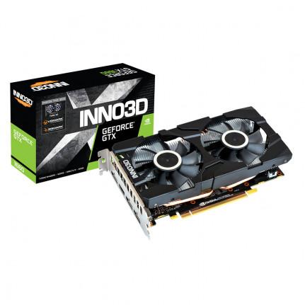 Inno3D INNO3D GeForce GTX 1660 TWIN X2 (1521VA15)