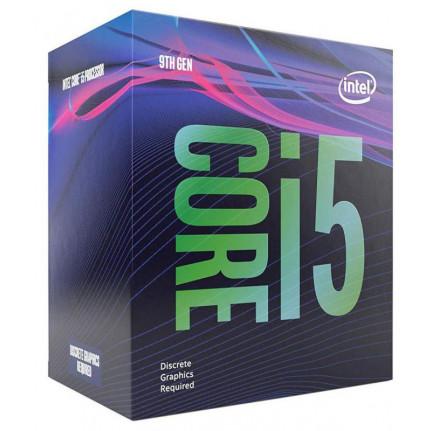 INTEL Core i5-9400F (2.9 GHz / 4.1 GHz)