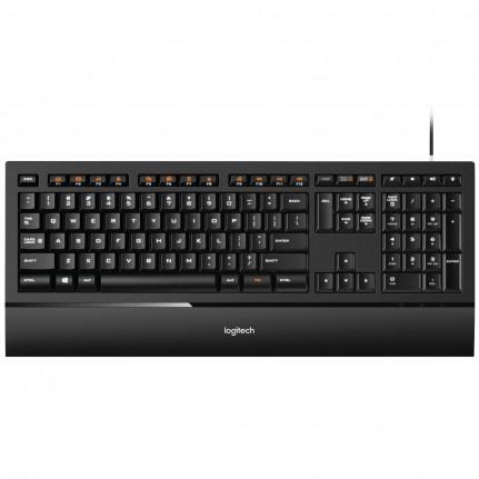 Logitech Illuminated Keyboard K740