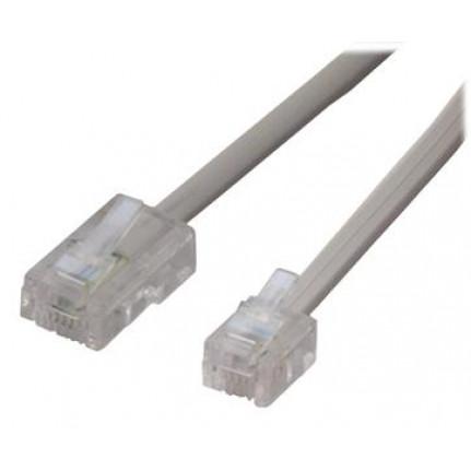 MCL Câble RJ11 (6/4) / RJ45 - 2m