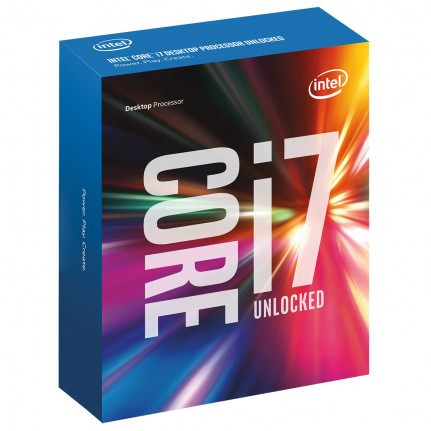 INTEL Intel Core i7-6700K BOX