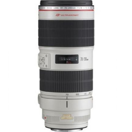 Objectif Canon EF 70-200 2,8L IS II USM Télézoom stabilisé expert