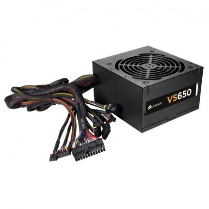 Alimentation PC Corsair Builder Series VS650 80PLUS 650W ATX 12V 2.31