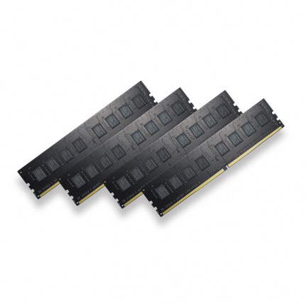 GSKILL DIMM 16 GB DDR4-2400  Quad-Kit