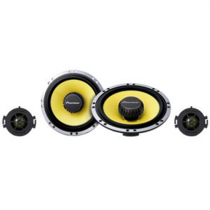 haut parleurs auto pioneer ts q171c 2 voies s par es de 17 cm par paire. Black Bedroom Furniture Sets. Home Design Ideas
