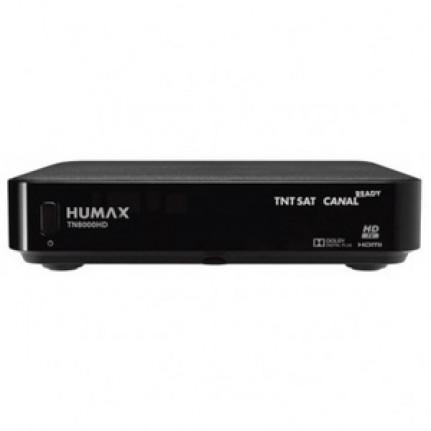 Récepteur TNT Humax TN8000 HD par Satellite