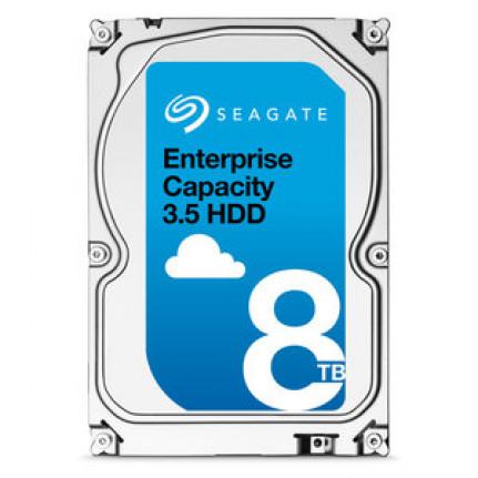 """Disque dur serveur 3.5"""" Seagate Enterprise Capacity 3.5 HDD v.5 8 To (ST8000NM0055) - 8 To 7200 RPM 256 Mo SATA 6Gb/s 512e (bulk)"""