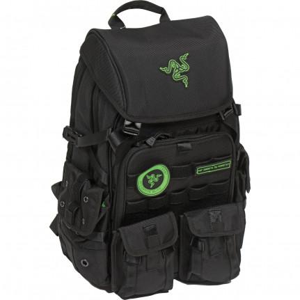 """Sac à dos Razer Tactical Pro Backpack pour ordinateur portable gamer (jusqu'à 17.3"""")"""