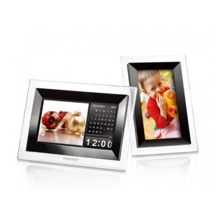 "TRANSCEND Transcend PF710 Cadre Photo Numérique Ecran LCD 7"""