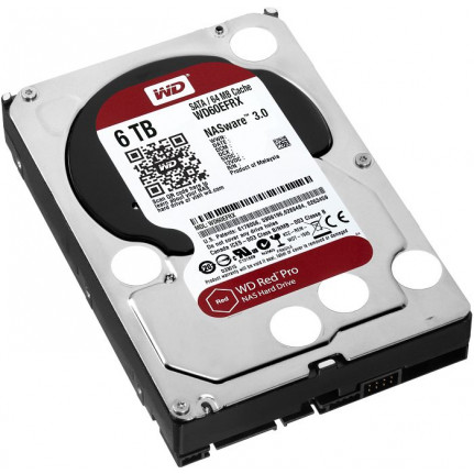 WESTERN DIGITAL Red Desktop 6 To