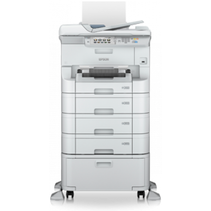 imprimante epson workforce pro wf 8590d3twfc 4 en 1 a4 a3 ethernet wifi recto verso pdl. Black Bedroom Furniture Sets. Home Design Ideas