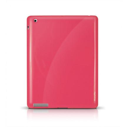 XTREMEMAC Coque souple Tuffwrap Shine pour iPad2 - Pink
