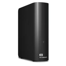WESTERN DIGITAL Disque dur externe Elements Desktop 4 To 3.5'' USB 3.0