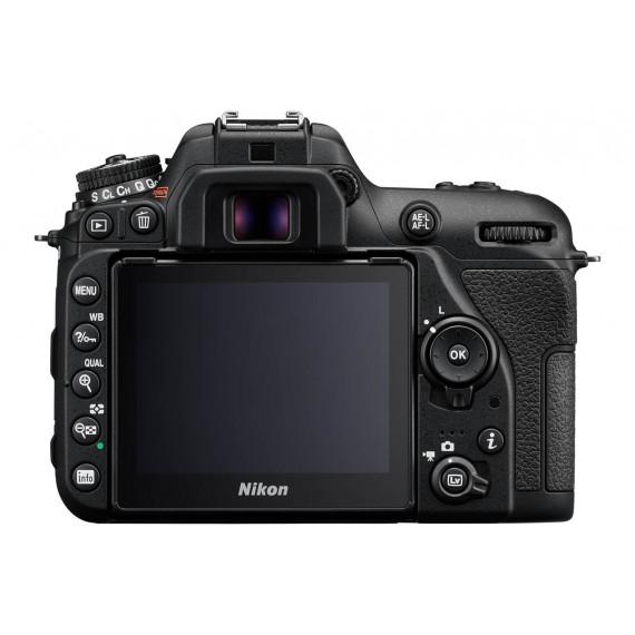 "Nikon Nikon D7500 + AF-S DX NIKKOR 18-140mm VR - Réflex Numérique 20.9 MP - Ecran inclinable 3.2"" - Vidéo Ultra HD - Wi-Fi"