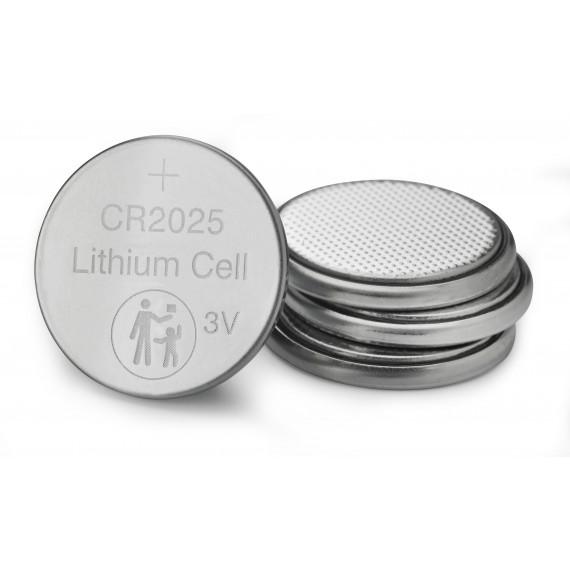 VERBATIM LITHIUM BATTERY CR2025 3V 4 PACK