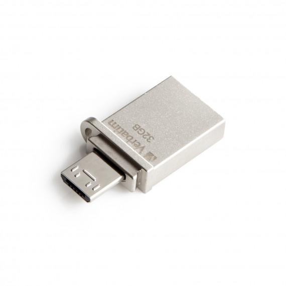 VERBATIM Store 'n' Go OTG Micro 32GB