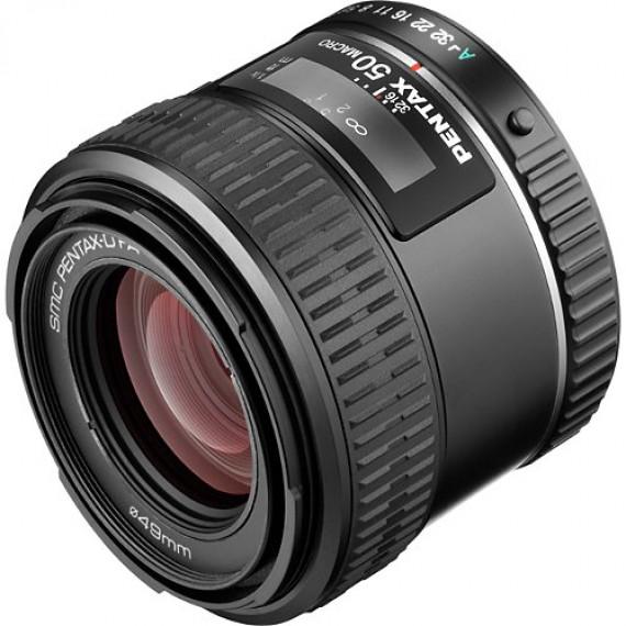 Pentax smc D-FA 50 mm f/2.8 Macro