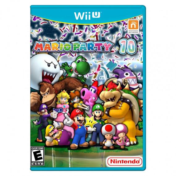 Nintendo Mario Party 10 (WII U)