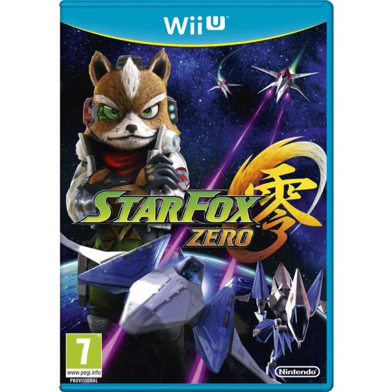 NINTENDO STAR FOX ZERO WII U