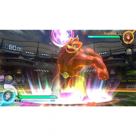 NINTENDO POKKEN TOURNAMENT WII U