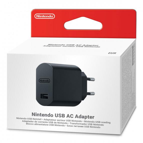 Nintendo Nintendo Classic Mini Adaptateur Secteur - Adaptateur secteur pour Nintendo Classic Mini