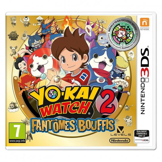 Nintendo Yo-Kai Watch 2 : Fantômes Bouffis - Edition Spéciale (Nintendo 3DS)