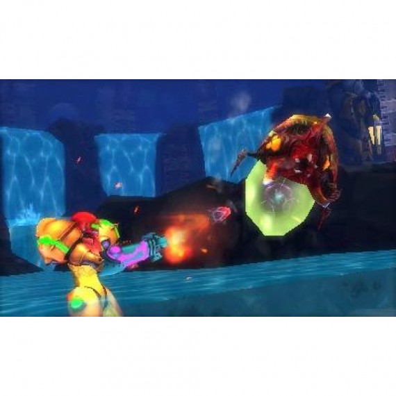 Nintendo Metroid: Samus Returns (Nintendo 3DS/2DS)