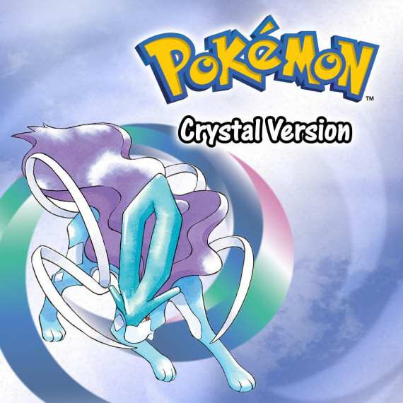 Nintendo Pokemon Version Cristal (3DS)