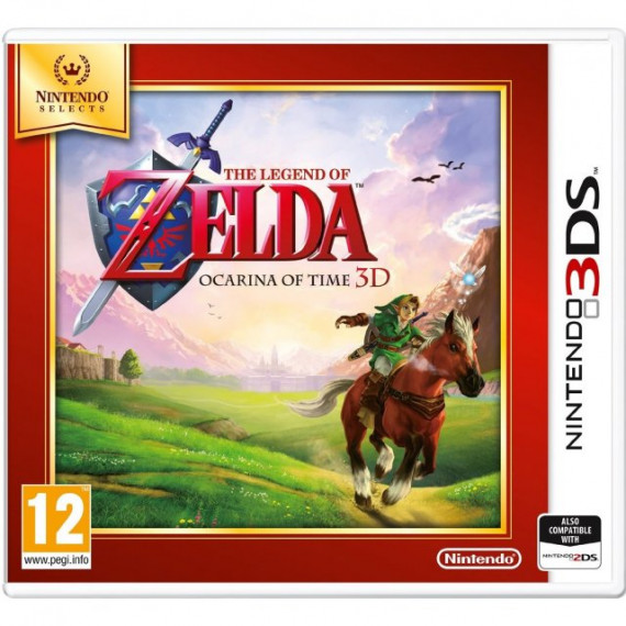 Nintendo The Legend of Zelda : Ocarina of Time 3D (Nintendo 3DS)