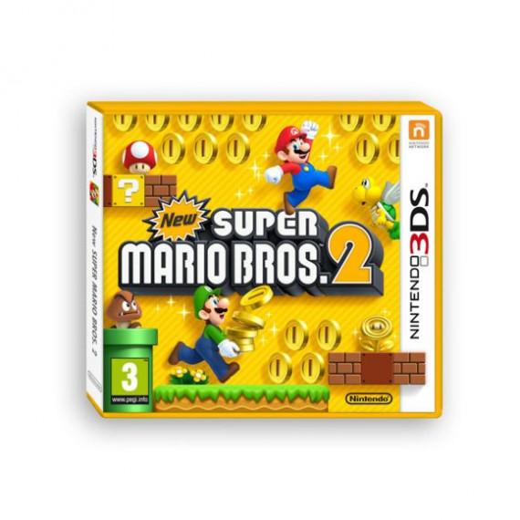 NINTENDO SUPER MARIO BROS 2 3DS