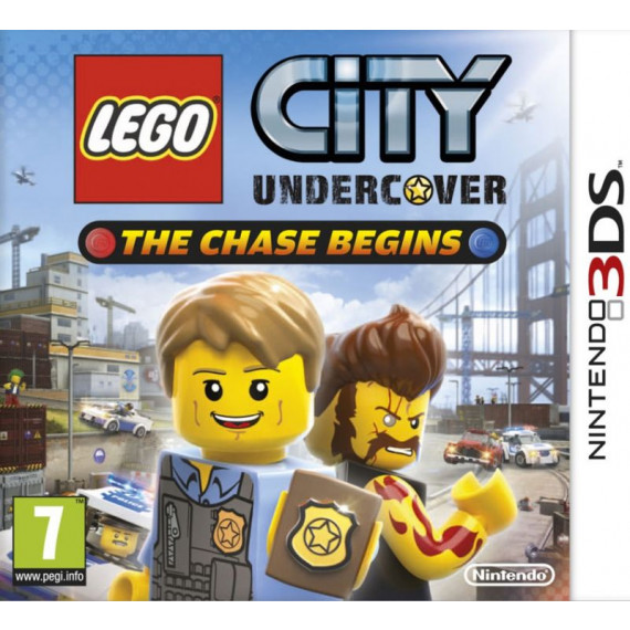 NINTENDO LEGO CITY UNDERCOVER 3DS