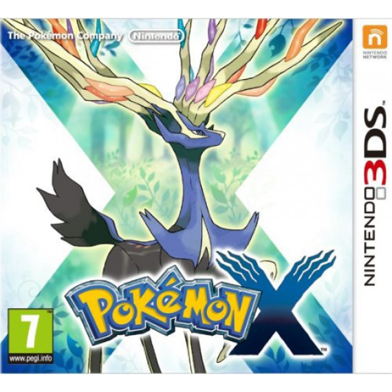 NINTENDO POKEMON X 3DS