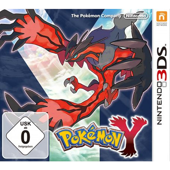 Nintendo Pokemon Y (Nintendo 3DS/2DS)