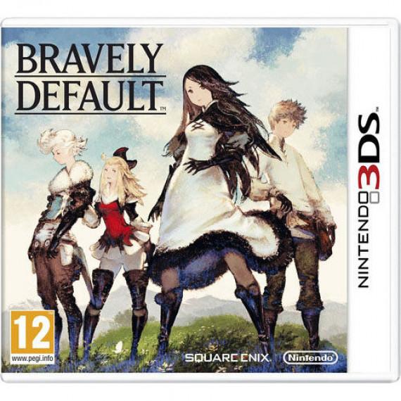 Square Enix Bravely Default (Nintendo 3DS/2DS)